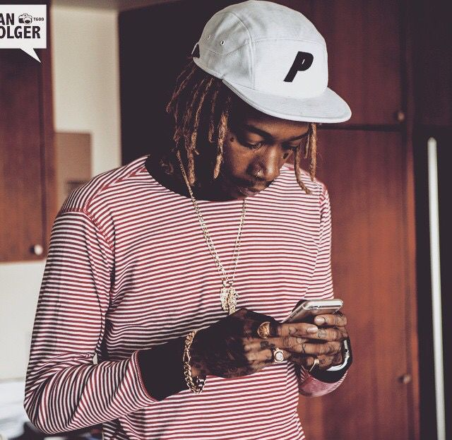Wiz Khalifa for palace skateboards London