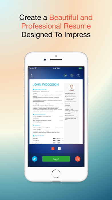 The best iPhone apps for resumes in 2020 Best iphone
