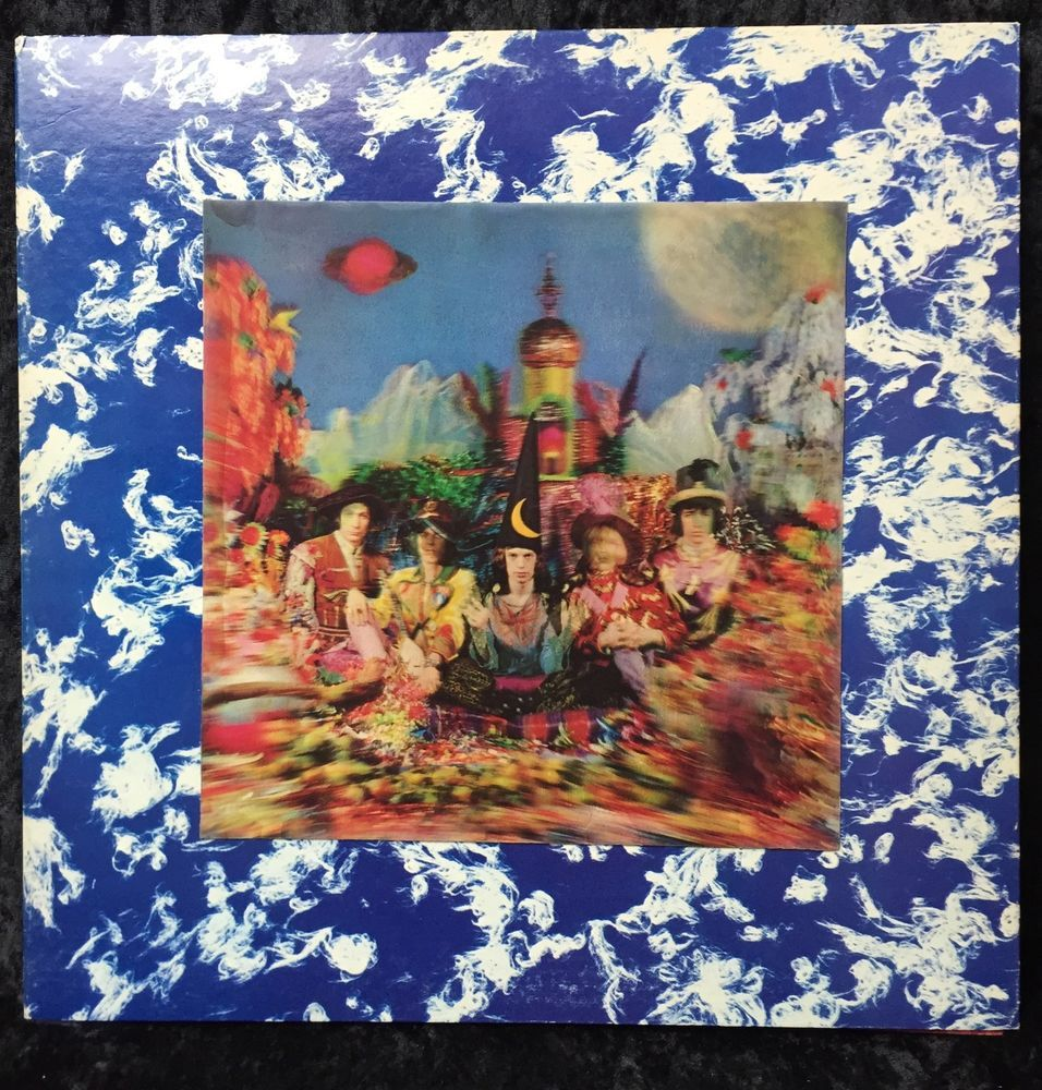 The Rolling Stones Their Satanic Majesties Request 1967 w
