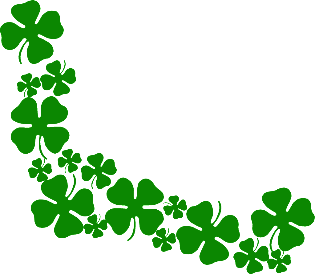 Images For 4 Leaf Clover Png