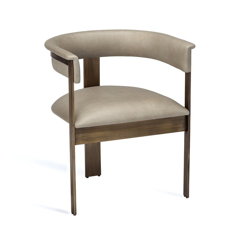 Darcy Upholstered Dining Chair in 2018 HOME Dining chairs