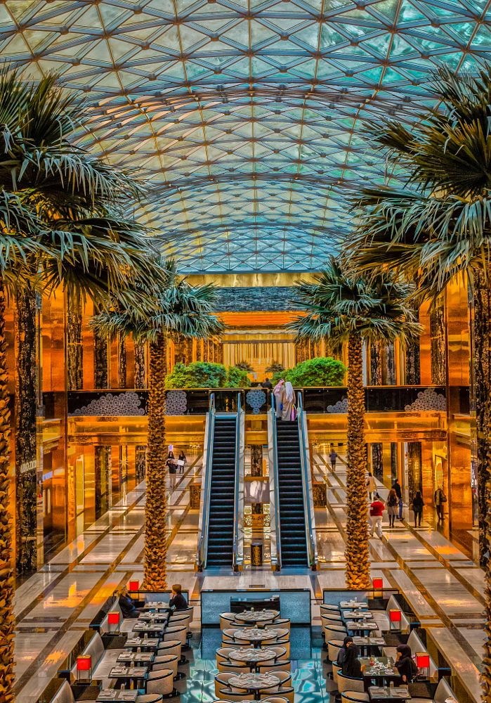 The Avenues Mall in Kuwait.
