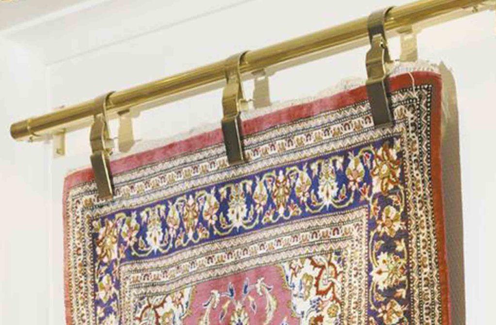 5 ways to hang an oriental rug on the wall rug wall