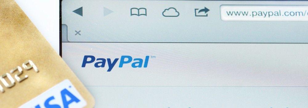 Paypal Karte.Paypal Business Debit Karten Kontonummer In Verbindung Mit