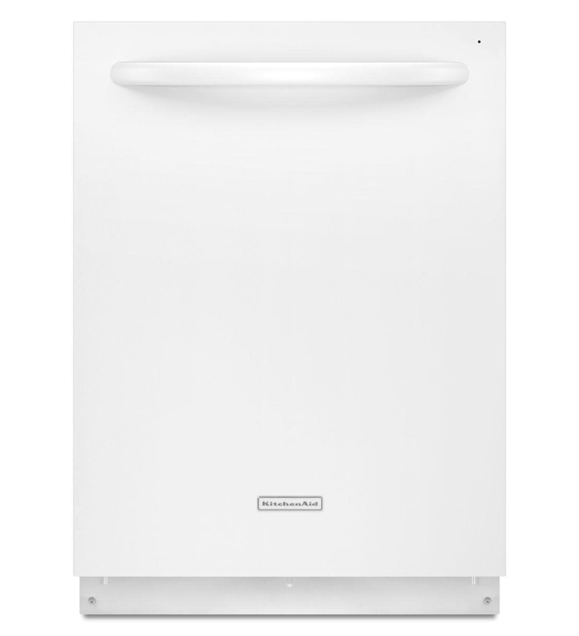 KitchenAid® 24-Inch 4-Cycle/6-Option Dishwasher, Architect