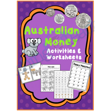 Australian Money Activities and Worksheets (With images ...