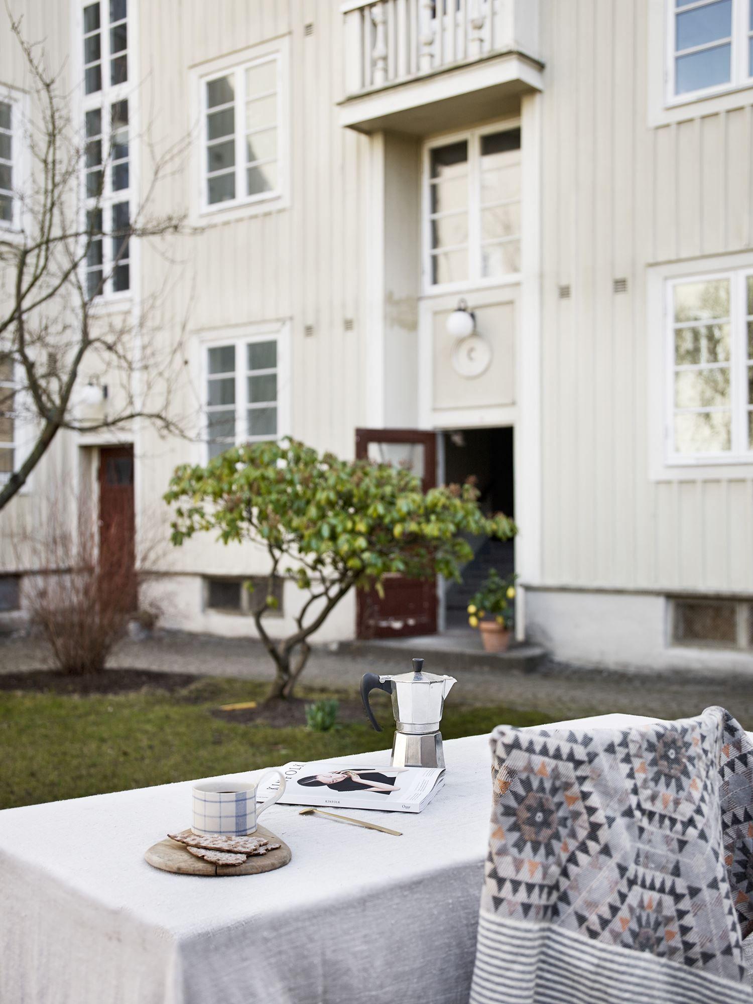 Styling Joanna Bagge. Photo Krister Engström I Kvarteret mäkleri, Göteborg