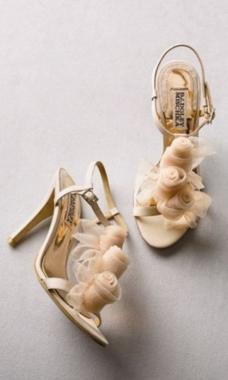 Badgley Mischka Cissy t-strap sandals
