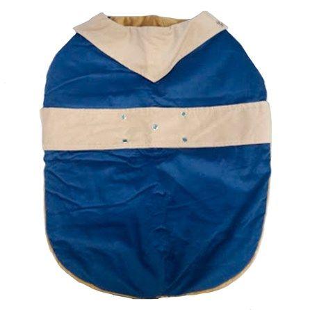 Capa California Azul e Marrom Pickorrucho's - MeuAmigoPet.com.br #petshop #cachorro #cão #meuamigopet