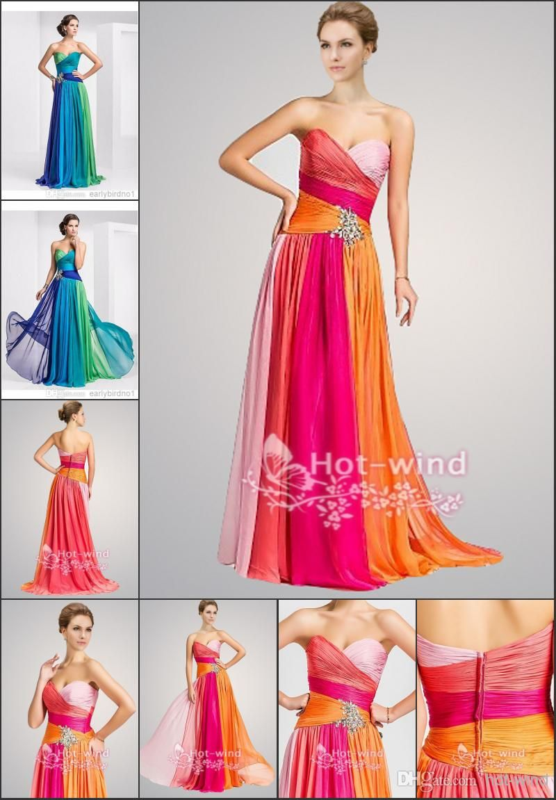 Wholesale wedding dress buy hot style chiffon evening dress formal