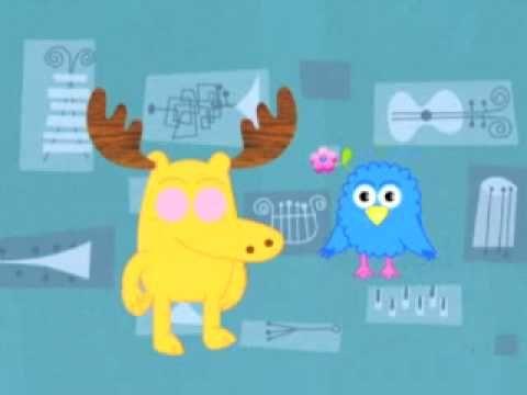 Noggin - Moose A  Moose