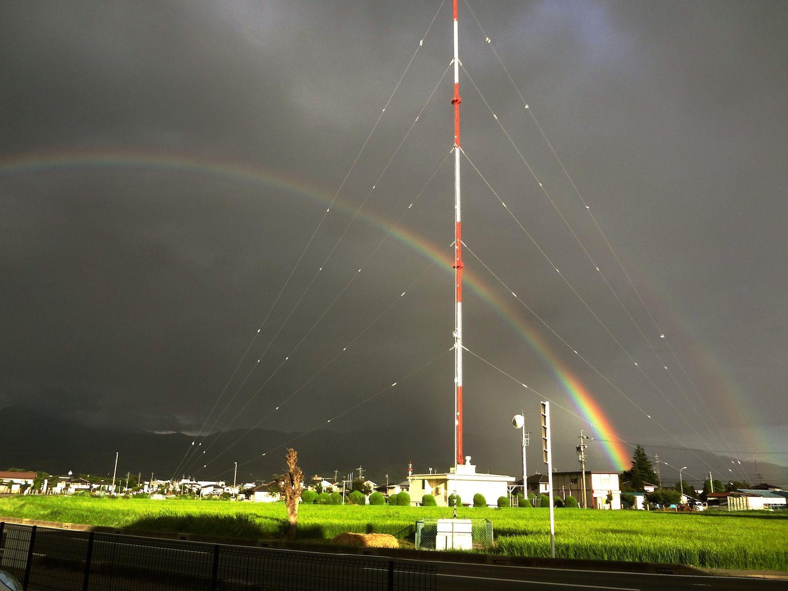 Rainbow!!! Double?