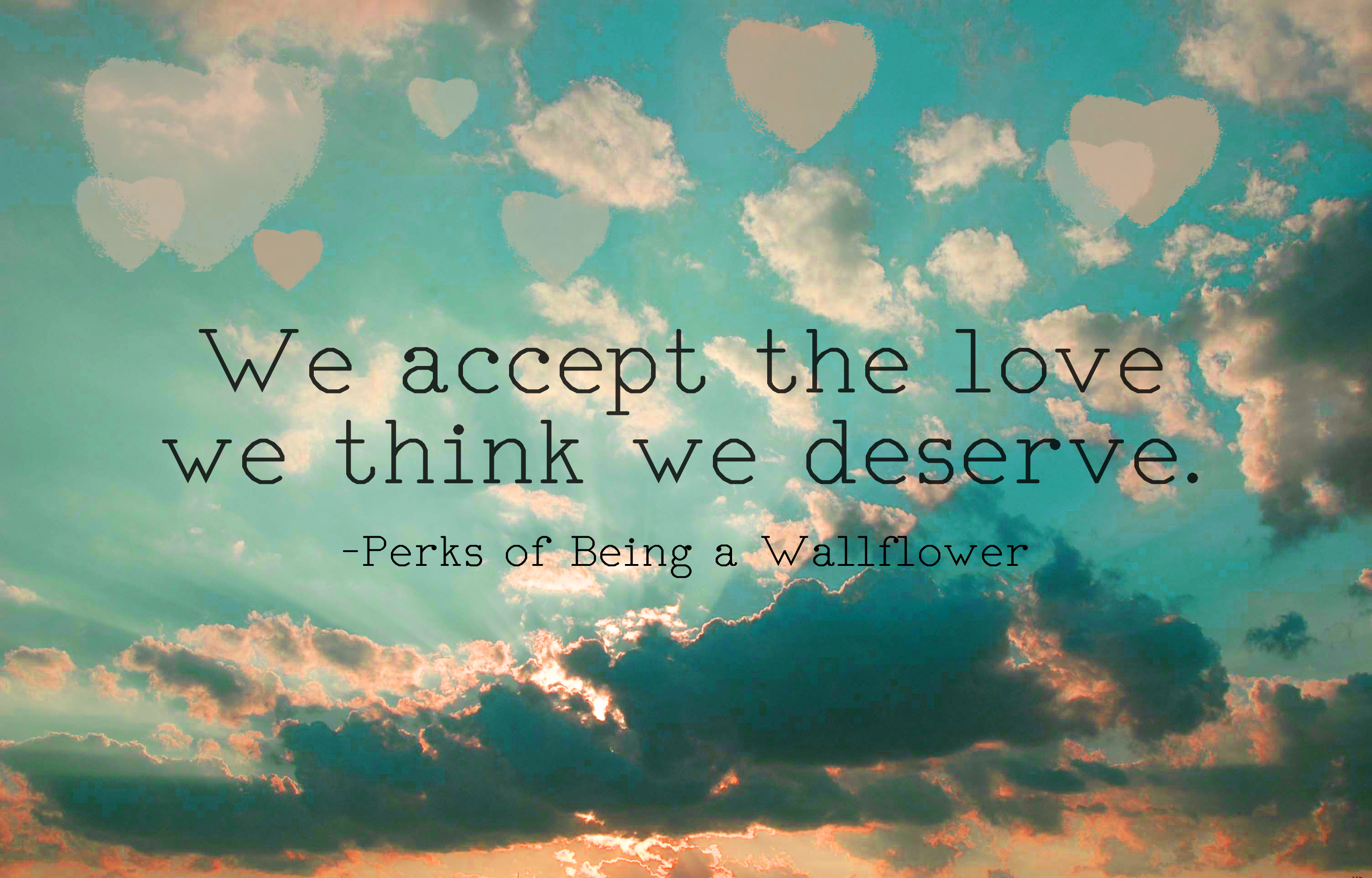 perks of being a wallflower quote design by smitten ...