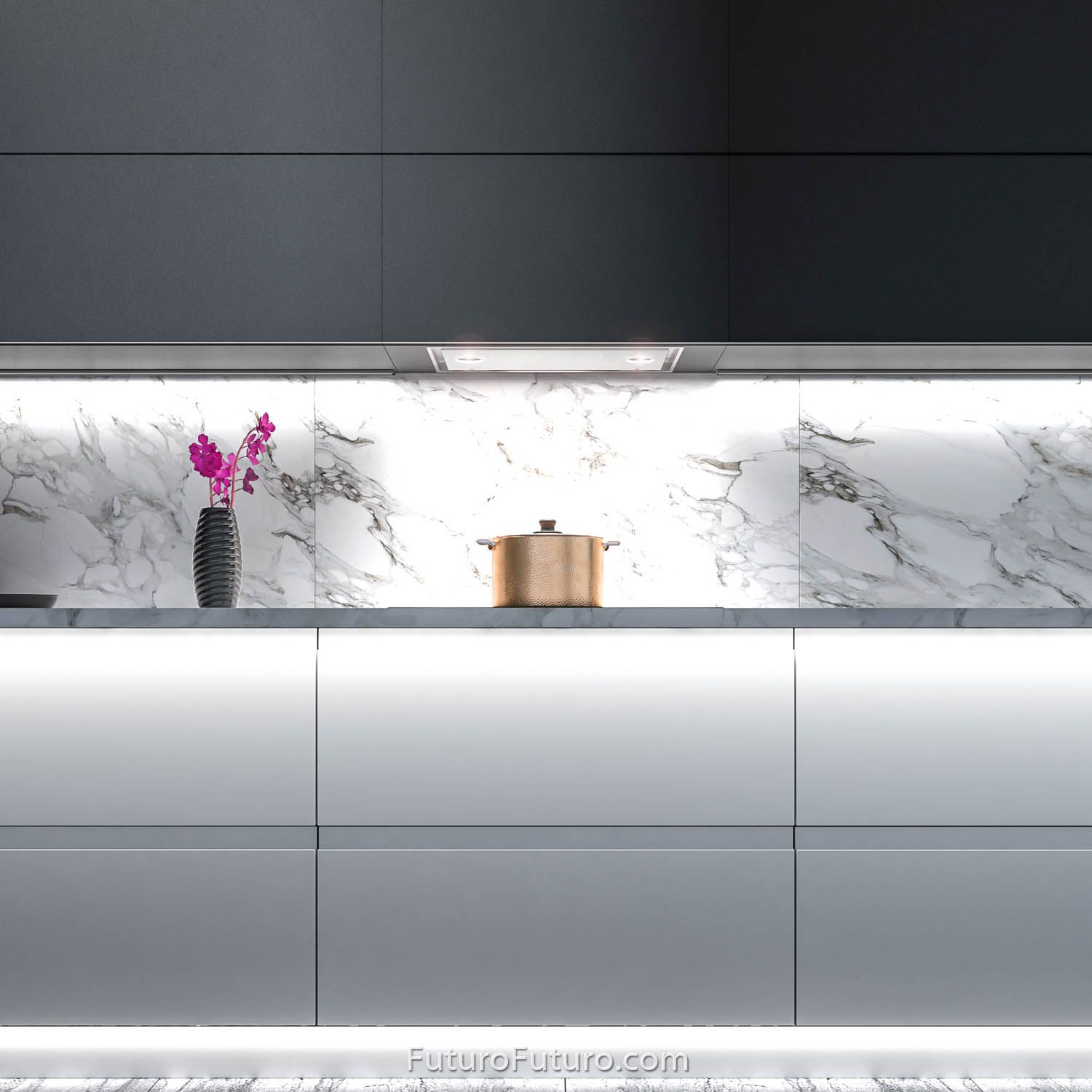 24 Raccolta Insert Designed For Kitchens Where A Minimal Clean Look Is Desired The Raccolta Series Of Ra With Images Range Hood Kitchen Vent Hood Kitchen Ventilation