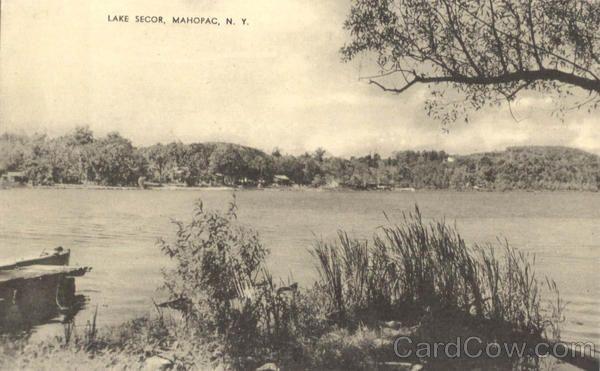 Lake Secor Mahopac Ny My Family Moved Here When I Was 10 You