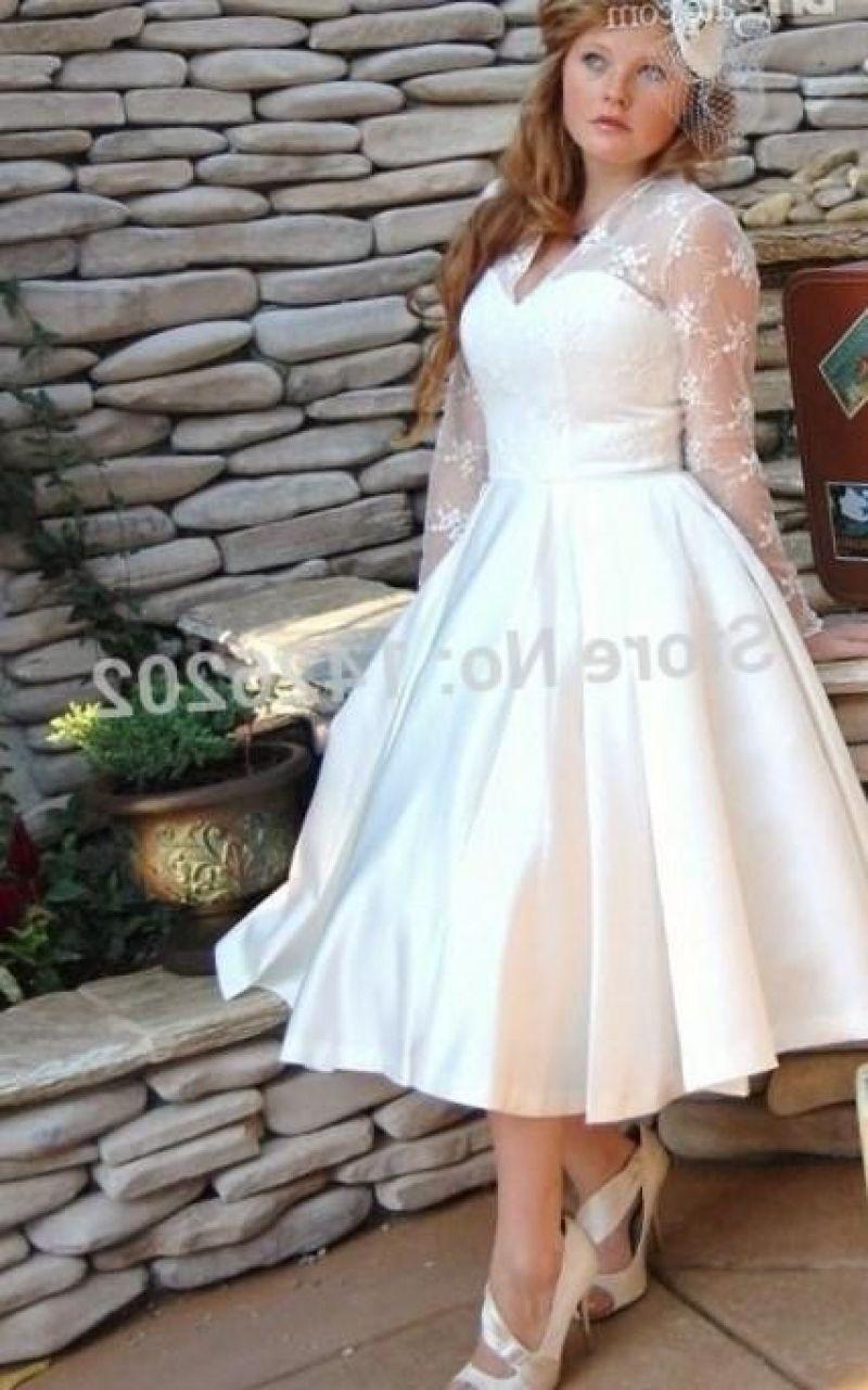 44++ Plus size vintage wedding dresses ideas ideas