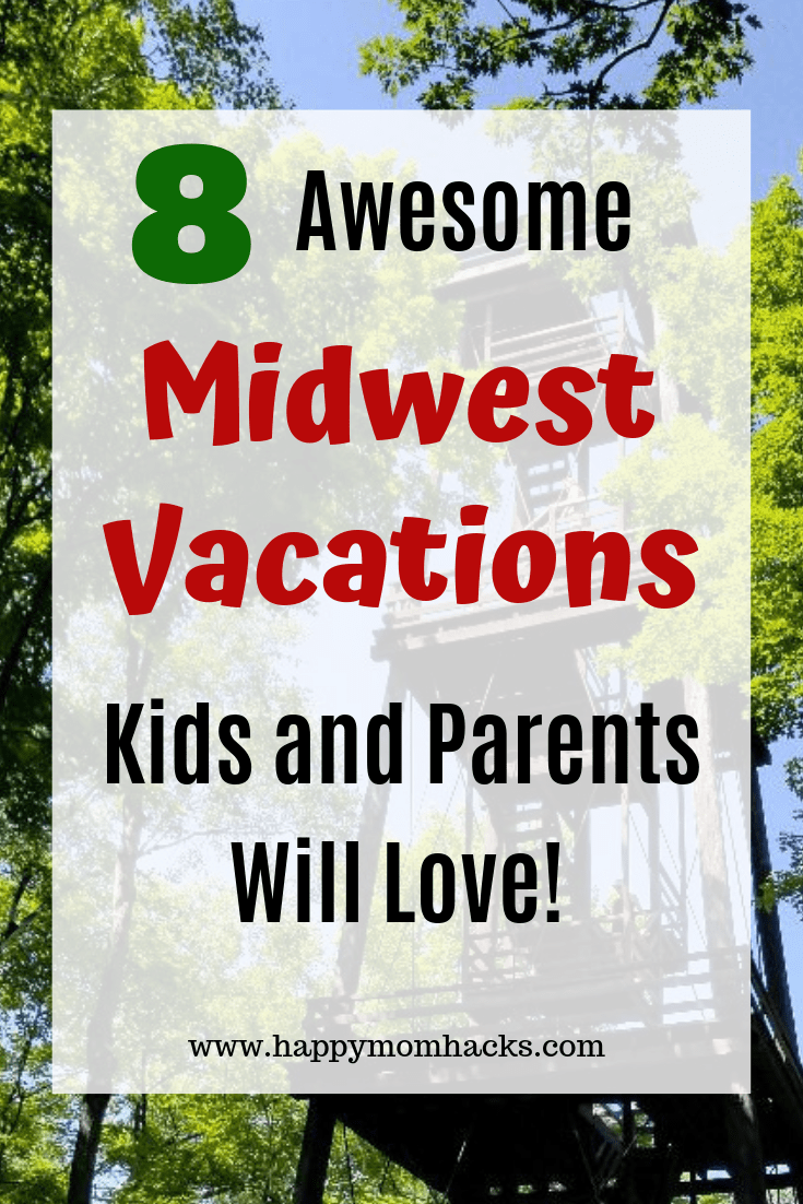 10 Best Family Weekend Getaways From Chicago Midwest Weekend