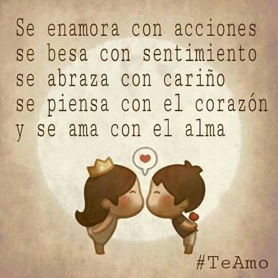 Frases Amorosas Amor Love Love Quotes Y Feelings