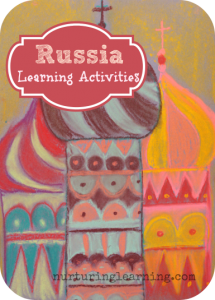 Russia Learning Activities A Book List Art Projects