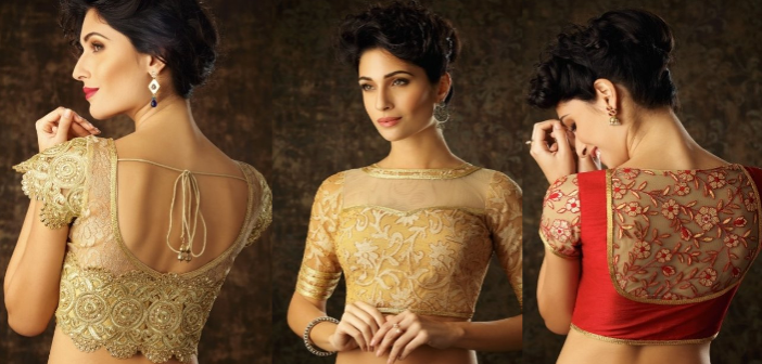 Soch Launches Its New Collection Of Readymade Cocktail Blouses