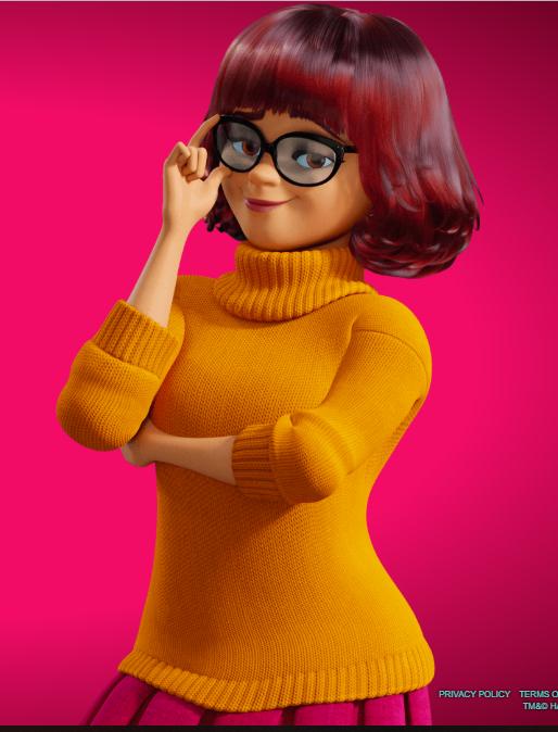Velma Dinkley Gina Rodriguez By Https Www Deviantart Com Caseysaisi97 On Deviantart Velma Scooby Doo Scooby Doo Movie Velma Dinkley