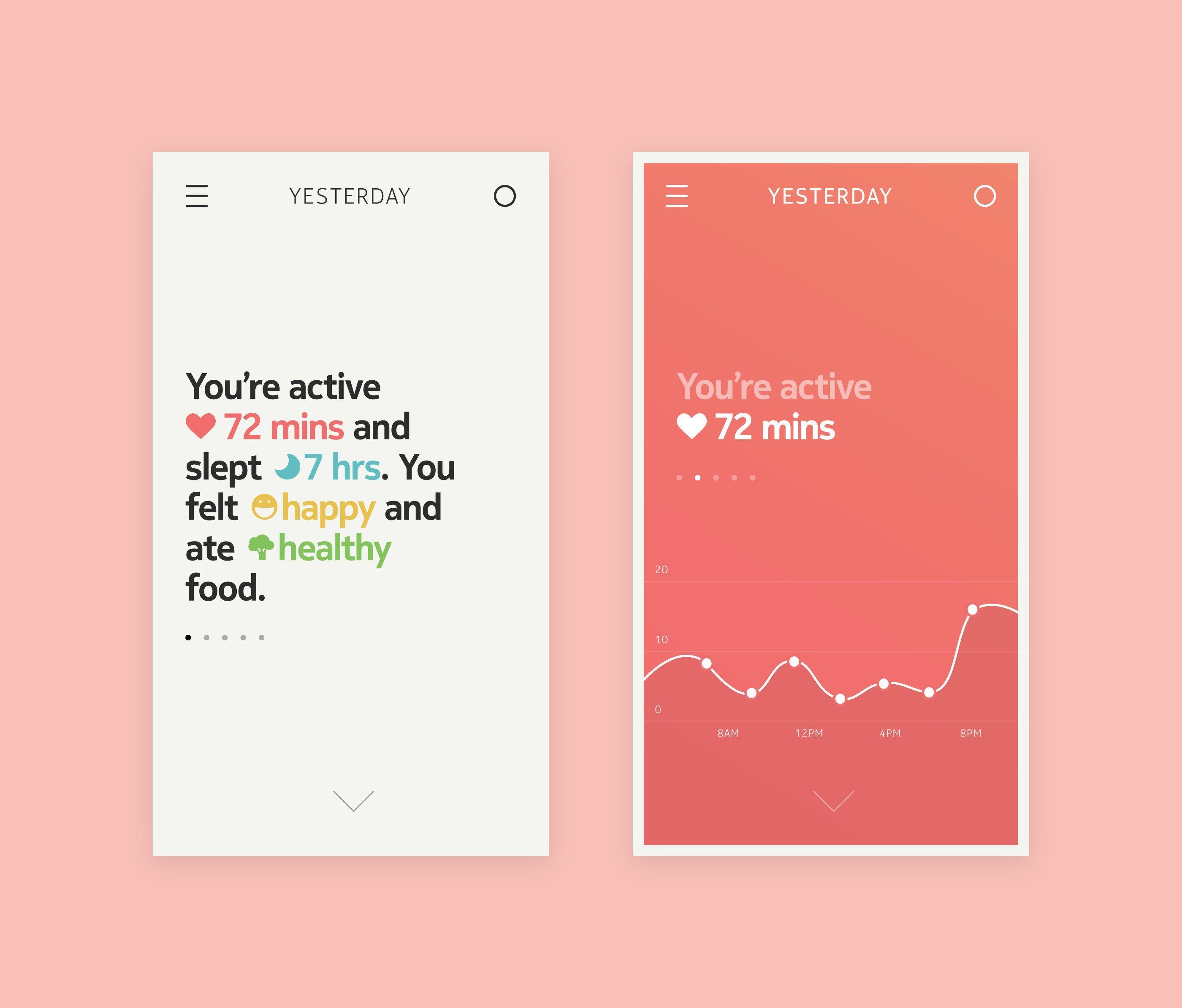 Pin on App ui design