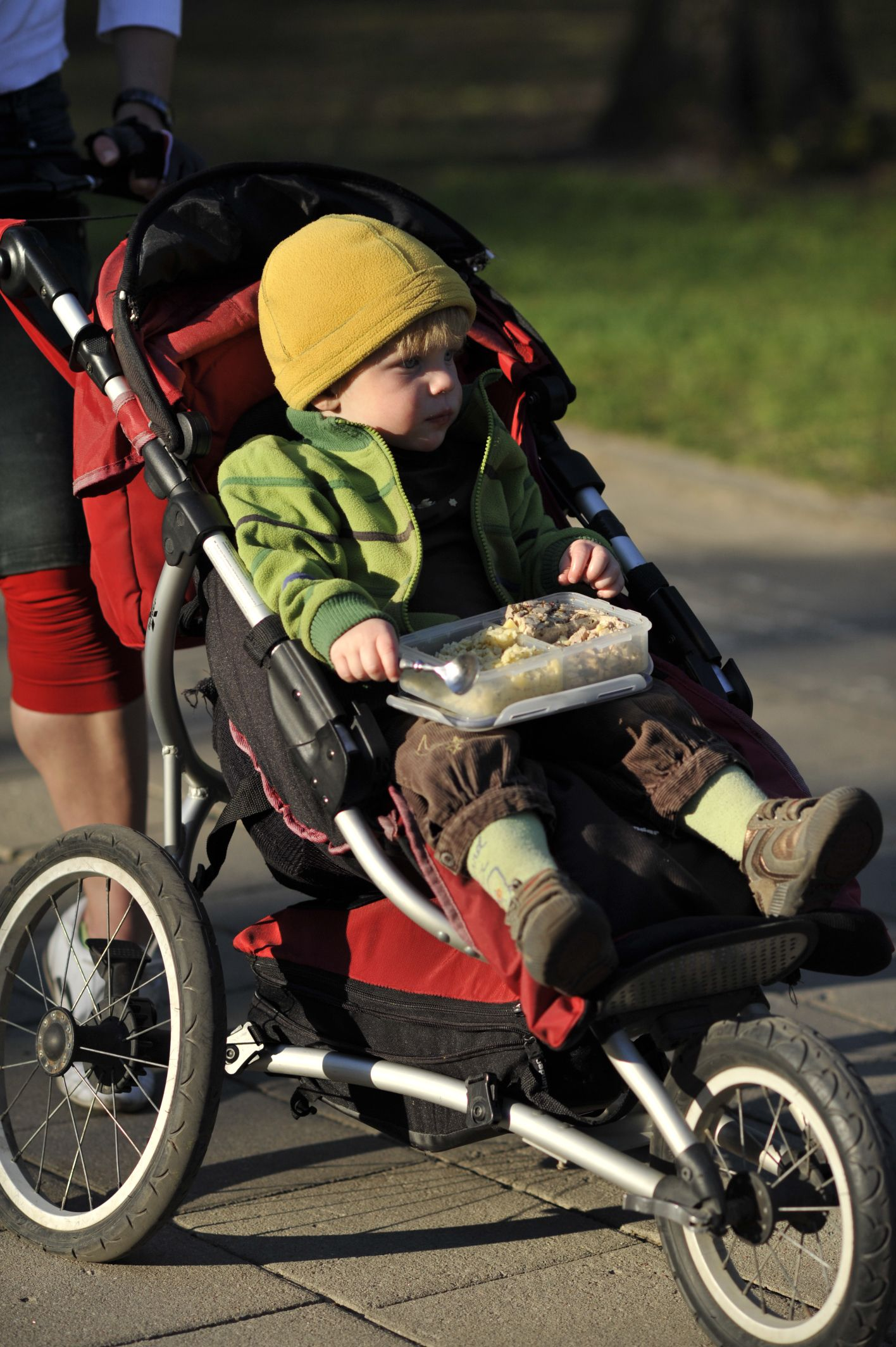Jogging Stroller Age (With images
