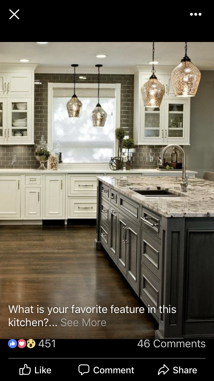 Cabinets That Go To Ceiling Rustic Farmhouse Kitchen Modern Kitchen Modern Kitchen Design