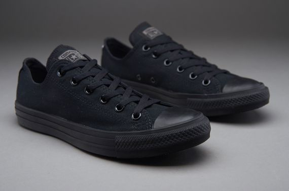Converse Chuck Taylor All Star - Mens Select Footwear - Core Black  Monochrome 942b2f80ec82