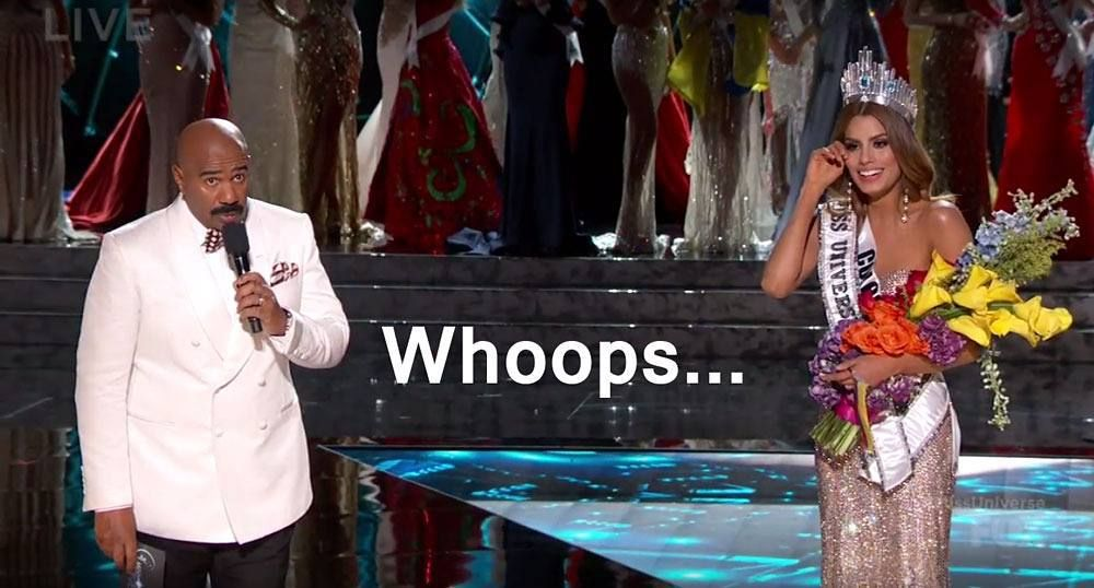 Don't leave it to Steve Harvey to tell your parents that
