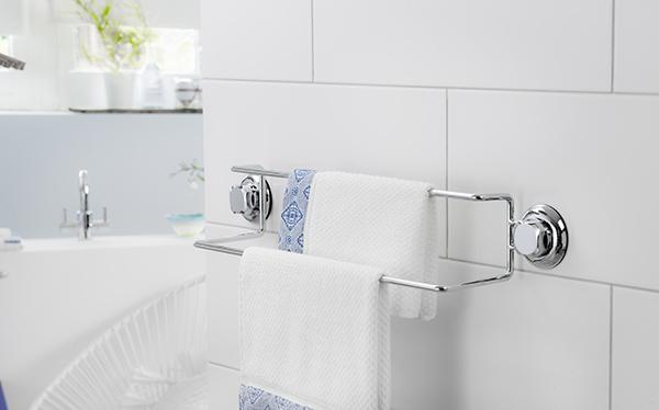 porte serviette a ventouse salle de bain | my blog