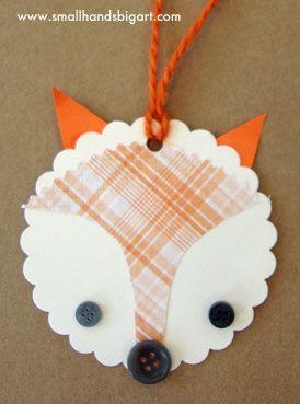 DIY Woodland Animal Pendant Craft - Mom Favorites & DIY Woodland Animal Pendant Craft - Mom Favorites | Pony beads Glue ...
