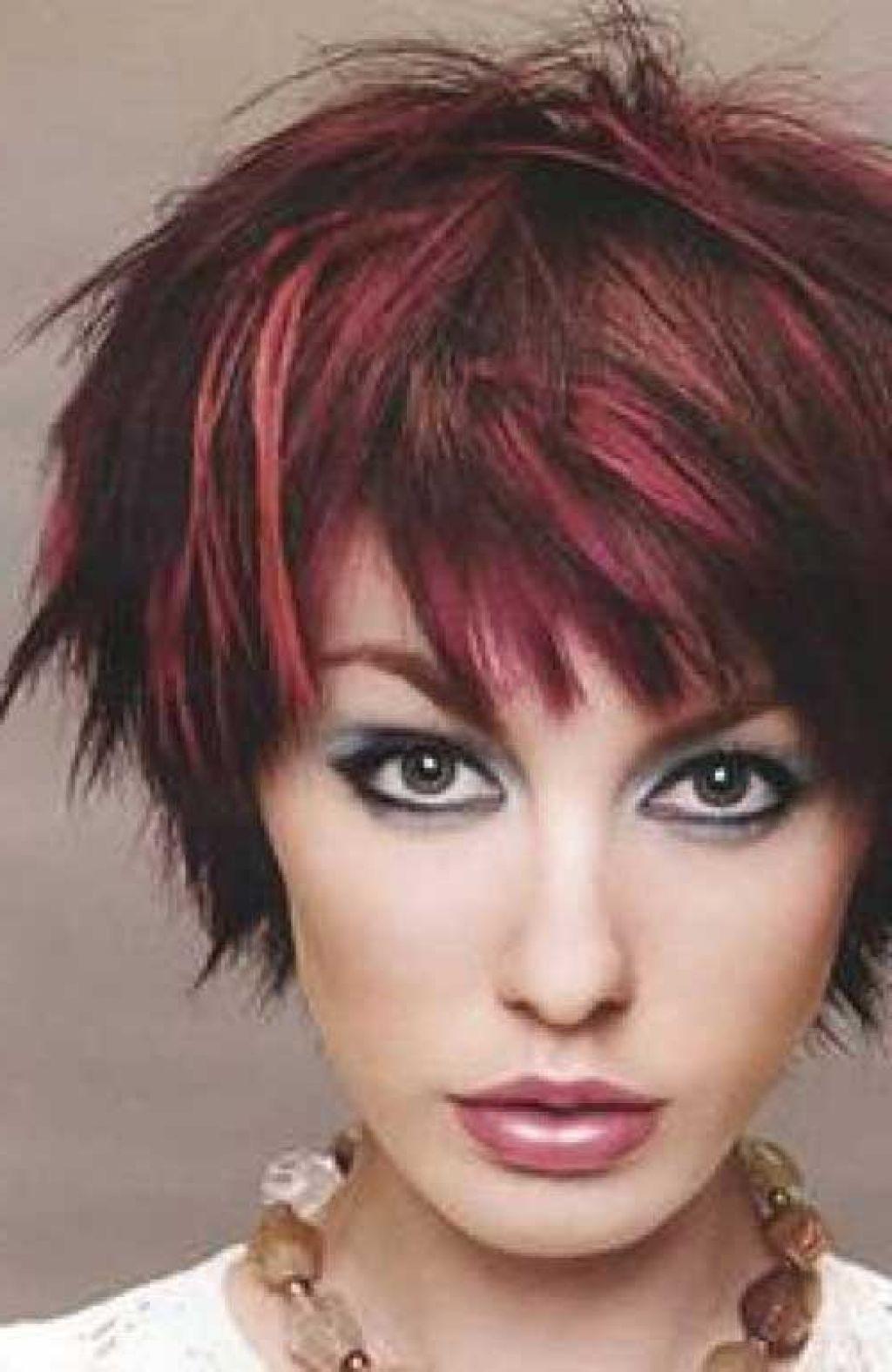Short Red Hairstyles Shortbrownhairstylesinspirationsnewshorthairinsideshorthair