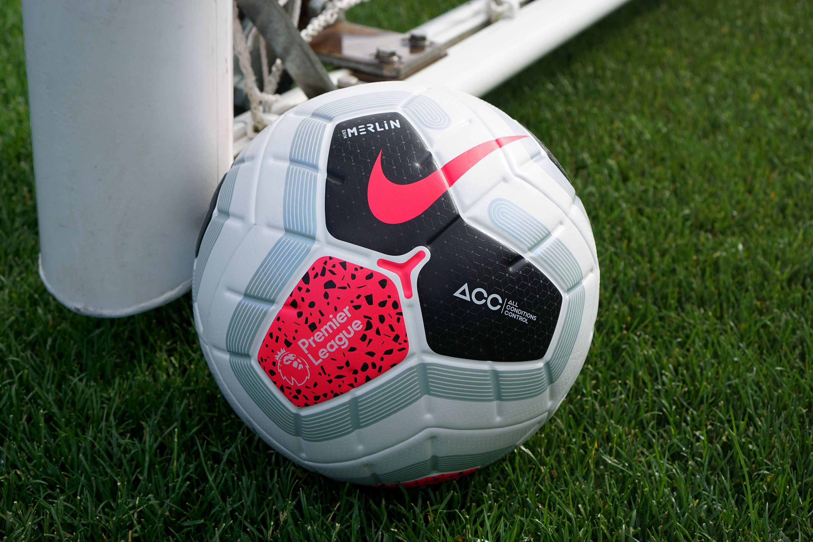 Nike Merlin Premier League Match Ball 2019 20 On Behance Football Ball Premier League Matches Premier League