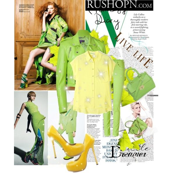 Fashion collocation---rushopn.com
