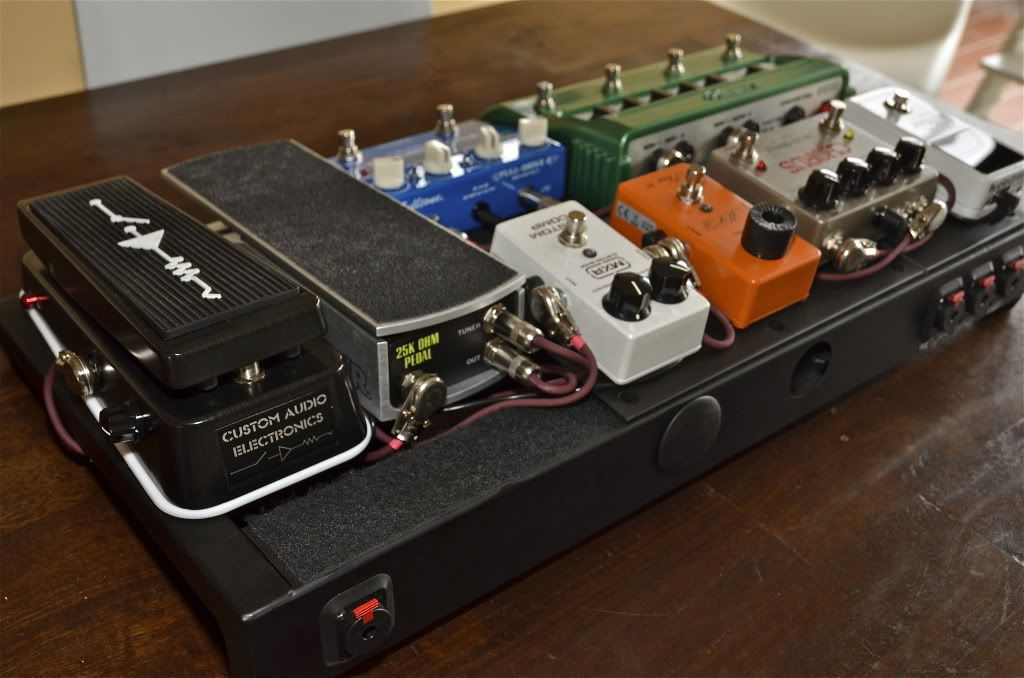 Let\'s create the Ultimate Pedaltrain Mod Thread - The Gear Page ...