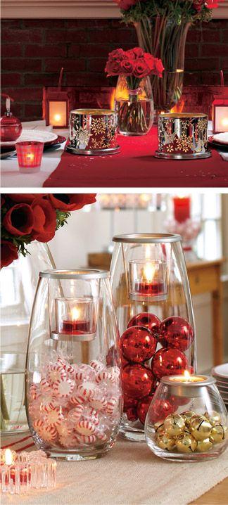 Pin von mo nique auf partylite pinterest for Weihnachtsideen dekoration