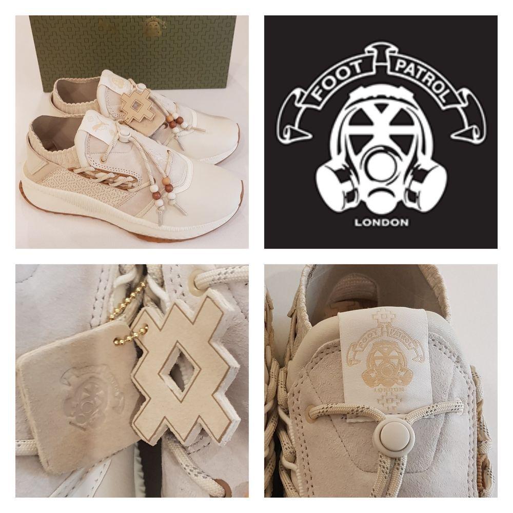 4a0d5640bb3 PUMA x FOOTPATROL TSUGI Shinsei Sashiko Sneakers 366125-02 Ltd ...