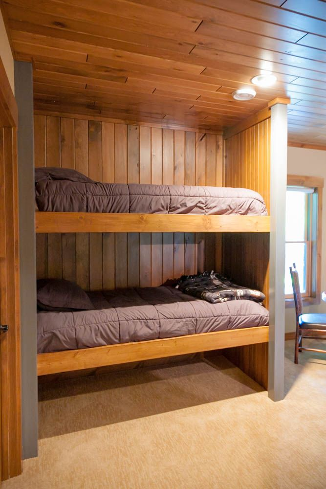 no room to add on an additional bedroom to provide extra