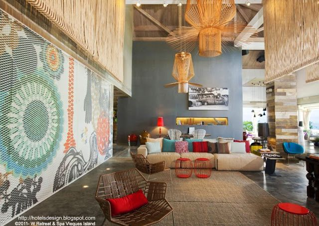 W Retreat & Spa Vieques Island_Les plus beaux HOTELS DESIGN du monde