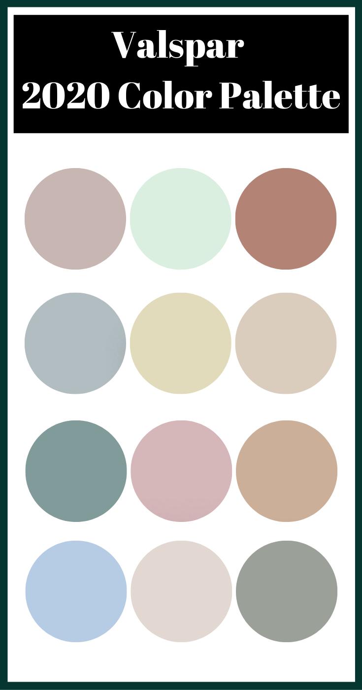 2020 Paint Color Trends In 2020 Trending Paint Colors L
