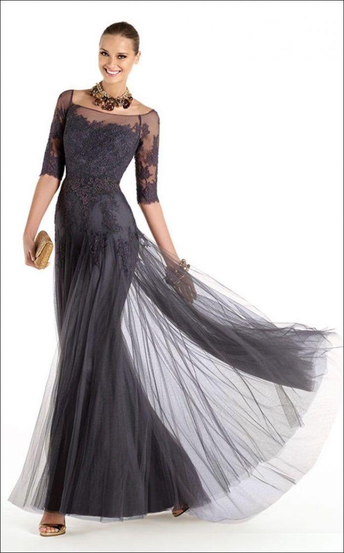 07e8b8666420d Pronovias Abiye Modelleri 2017 Trendleri | Abiye kıyafetler (Elegant ...
