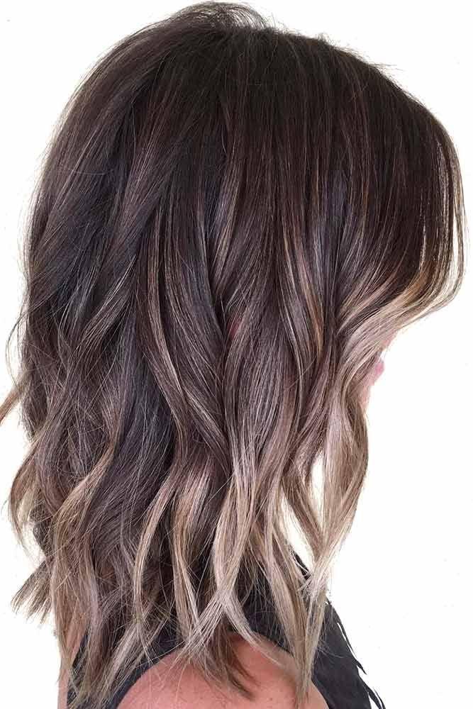 47 Highlighted Hair For Brunettes Pinterest Highlighted Hair