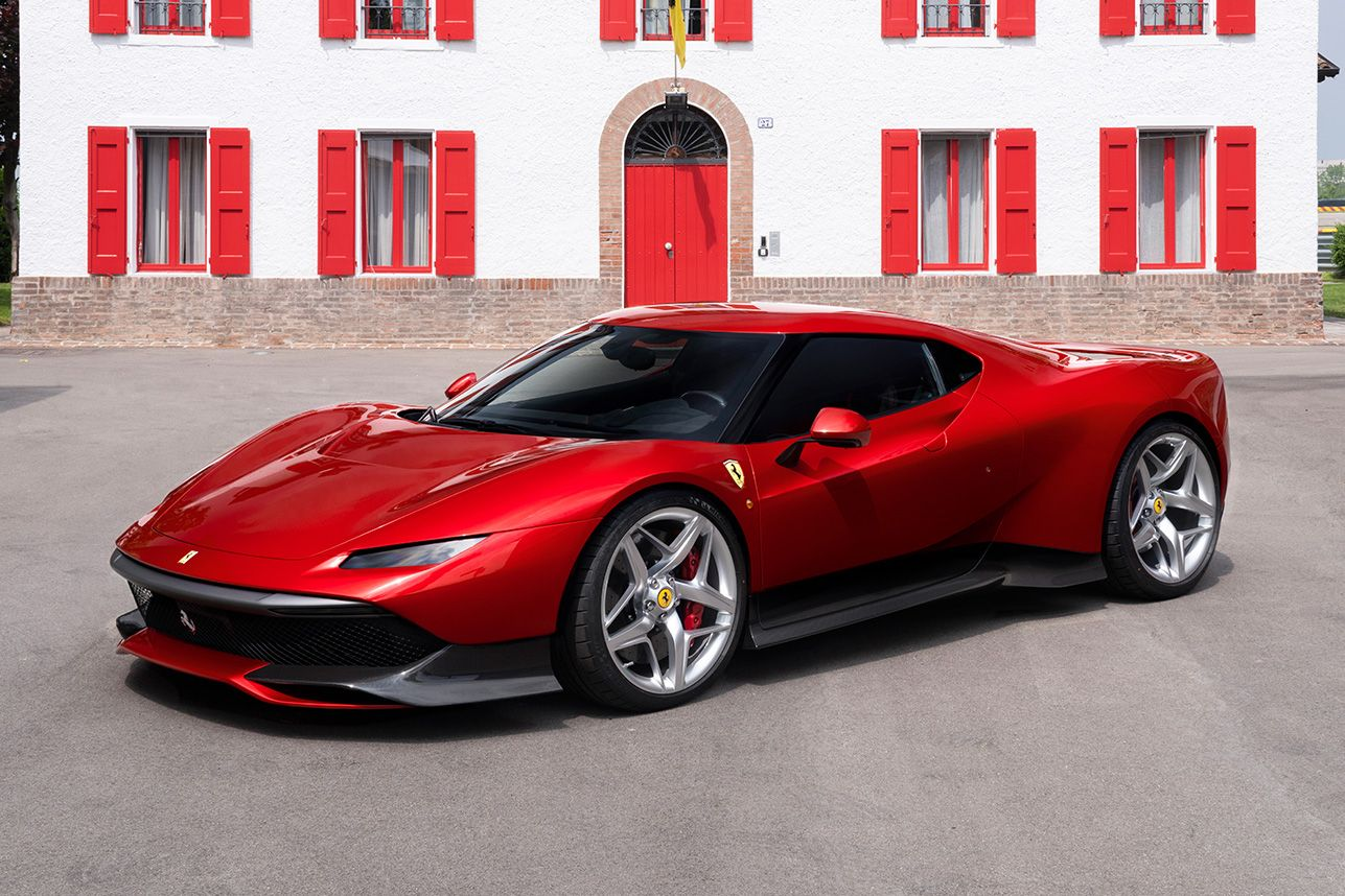 Ferrari Sp38 Supercar Dr Wong Emporium Of Tings Web Magazine New Ferrari Super Cars Sports Cars