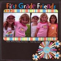 A Project by LisaDorsey from our Scrapbooking Gallery originally submitted 10/23/06 at 07:44 AM