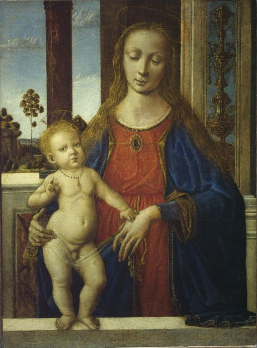 Virgin and Child by Verrocchio.jpg