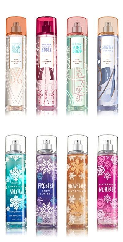 Bath Body Works Holiday 2017 Signature Collection Returns With New
