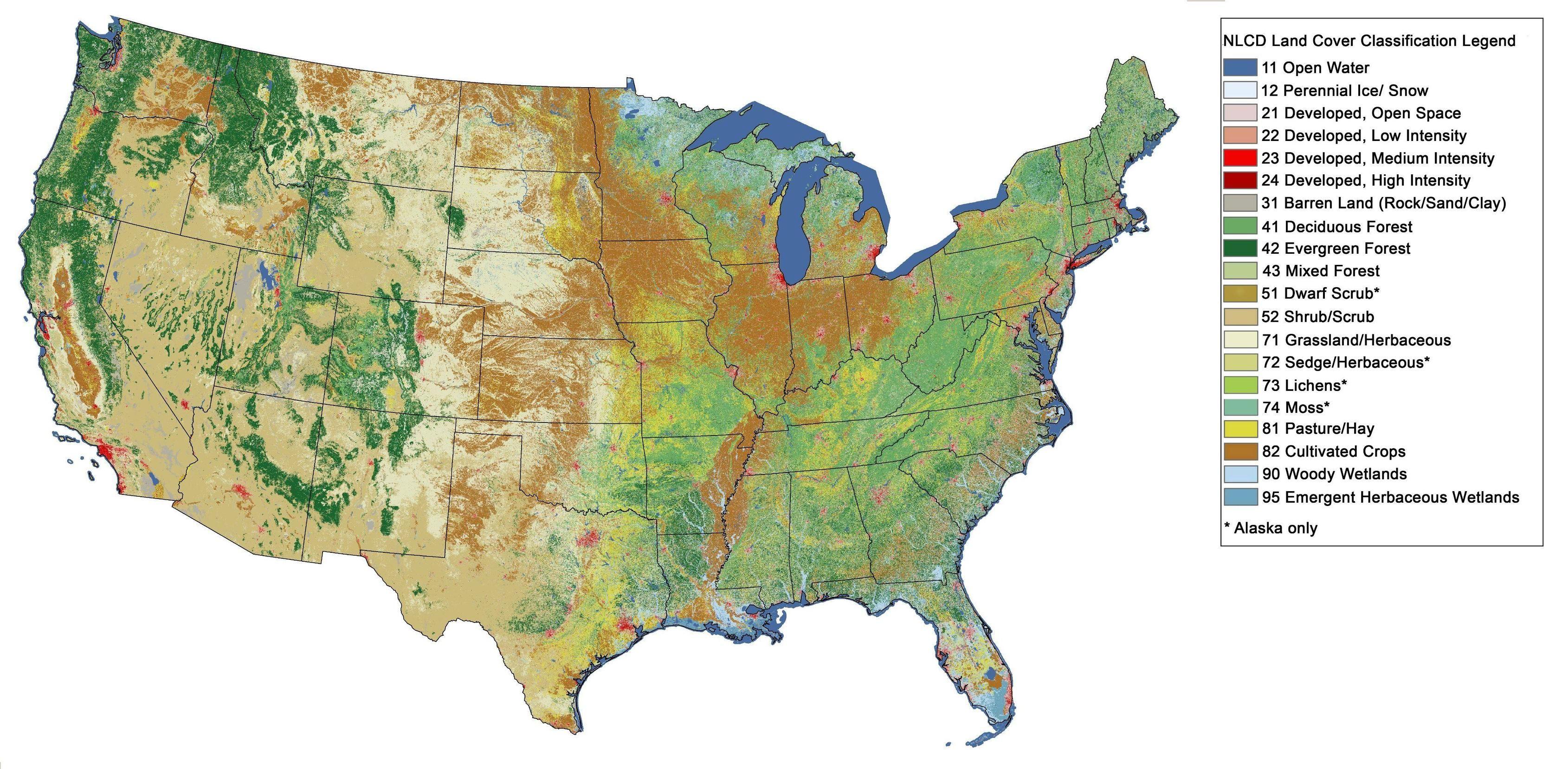 Carte Des Etats Unis D Amerique Usa Representant La Couverture