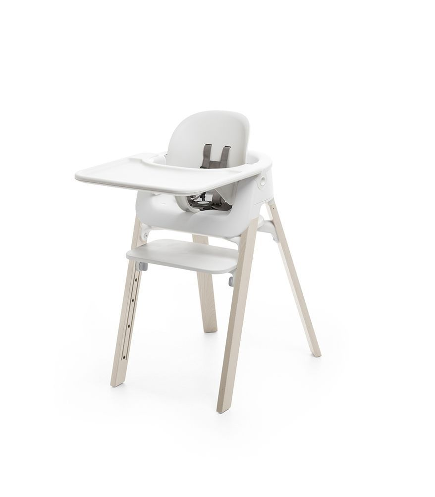 Accessories. Tray, Baby Set. Mounted on Stokke Steps