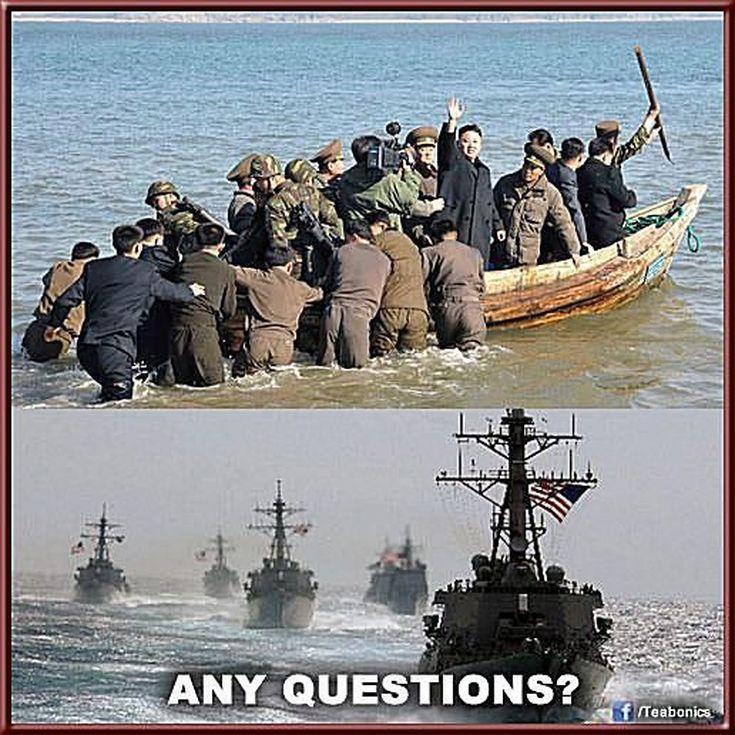 Funniest Kim Jong-un Memes: Any Questions